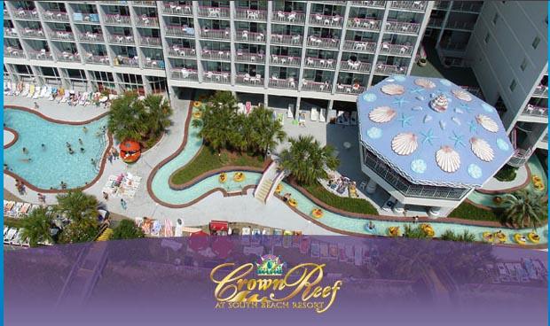 The Crown Reef Resort